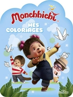 Monchhichi – Mes coloriages