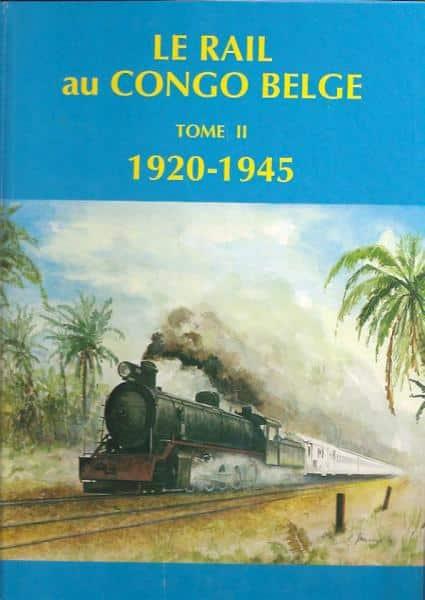 le rail du congo belge tome 2