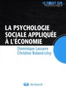 La psychologie sociale appliquée à l'économie