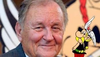 Albert Uderzo, dessinateur d'Astérix, est décédé à l'âge de 92 ans