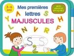 Mes Premières Lettres Majuscules