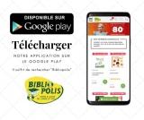 Obtenez l'application Bibliopolis sur Google Play