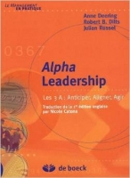 Alpha Leadership – Les 3 A : Anticiper, Aligner, Agir