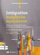 BARBIER-GAUCHARD – INTEGR. BUDG.EUROP.