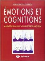 CHANNOUF… – EMOTIONS ET COGNITIONS