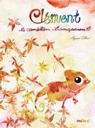 Clément, le caméléon transparent