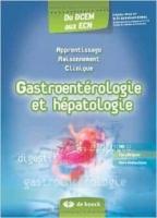 Gastroentérologie et hépatologie