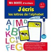 J'écris les lettres de l'Alphabet