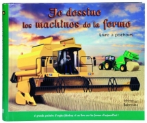 Je dessine les machines de la ferme