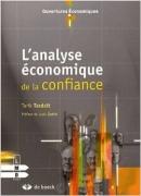 L'analyse économique de la confiance