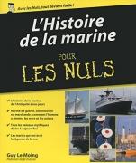 L'Histoire de la marine pour les Nuls